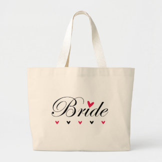 Bride Hearts Bag