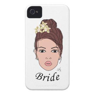 Bride iPhone 4 Case