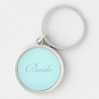 Bride Key Chain