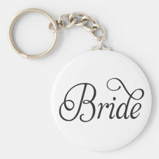 Bride Keychain