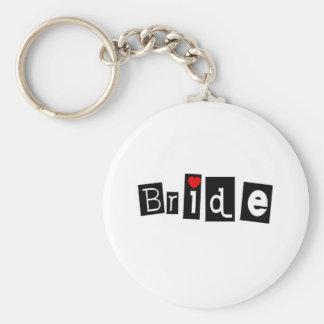 Bride Key Chains