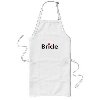 Bride Long Apron