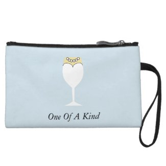 Bride, Maid of Honor, or Bridesmaids Mini Clutch
