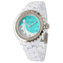 Bride, Maid of Honor, or Bridesmaid's Wristwatch