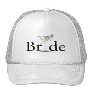 Bride (Martini Drink) Trucker Hat