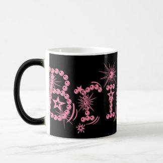 Bride morphing mug. magic mug