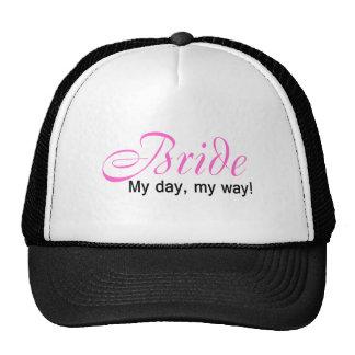 Bride (My Day, My Way!) Trucker Hat
