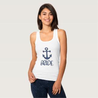 Bride Nautical Shirt