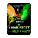 Bride of Frankencat Magnet