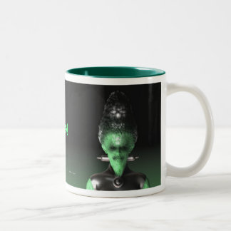 Bride of Frankenstein - Halloween Mug