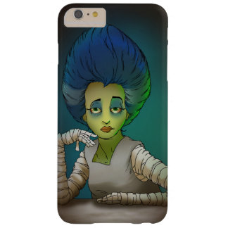Bride of Frankenstein phone case Barely There iPhone 6 Plus Case