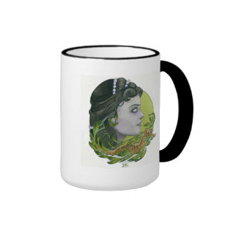 """Bride of Neptune 2"" Coffee Mugs"