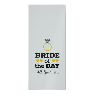 Bride of the Day Zqx9c Card