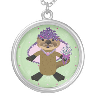Bride Otter Necklace