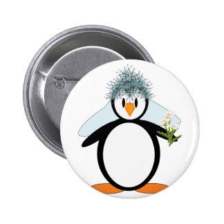 Bride-Pengo Button