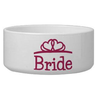 Bride Pet Food Bowl