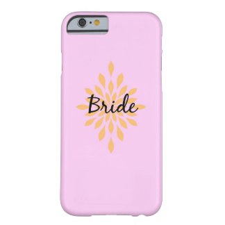 Bride phone case