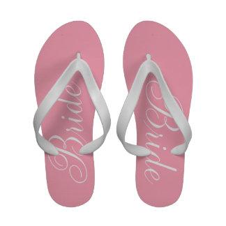 Bride {pink} sandals