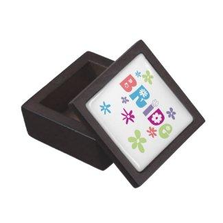 Bride Premium Jewelry Box