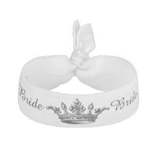 Bride Princess Head Band Elastic Hair Ties
