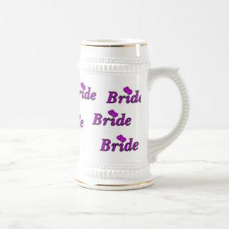Bride Simply Love Beer Stein