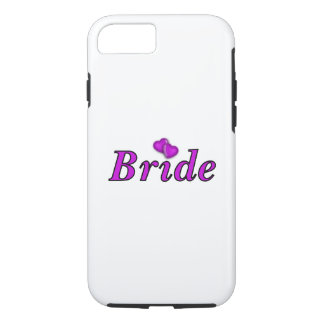Bride Simply Love iPhone 8/7 Case