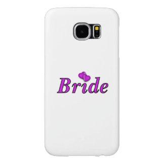 Bride Simply Love Samsung Galaxy S6 Cases