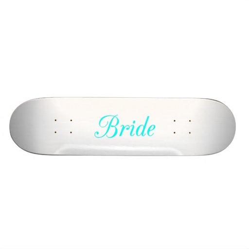 Bride Skate Decks