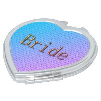 Bride_Spring-Summer(c)Tropic-Bronze-Heart Vanity Mirror