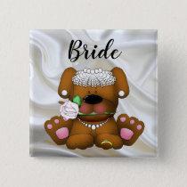 Bride- Square Button