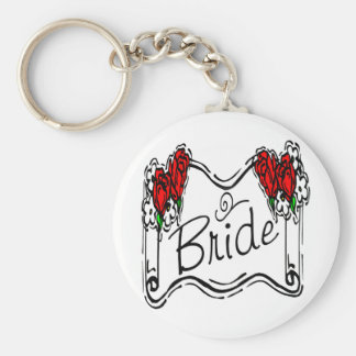 Bride T-Shirts & Gifts Keychain