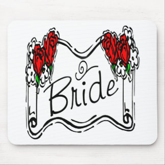 Bride T-Shirts & Gifts Mouse Pad