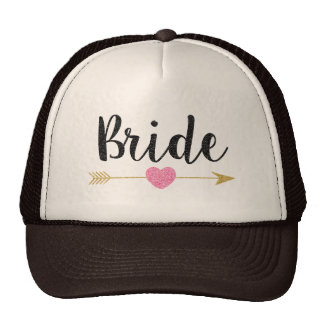 Bride Team Bride Trucker Hat