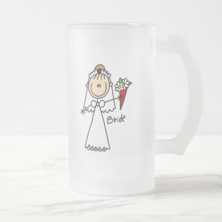 Bride Throwing The Bouquet Mug