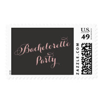 BRIDE TO BE    BACHELORETTE POSTAGE