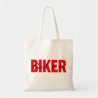 Bride To  Be (Biker) Tote Bag