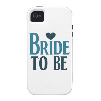 Bride to be Case-Mate iPhone 4 cases