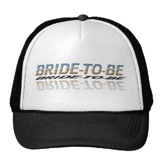 Bride To Be Hat / Cap