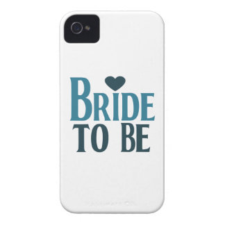 Bride to be iPhone 4 Case-Mate case