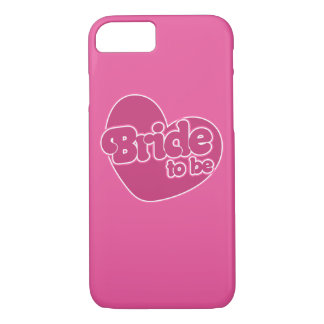 Bride to be iPhone 8/7 case