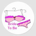bride to be Stickers