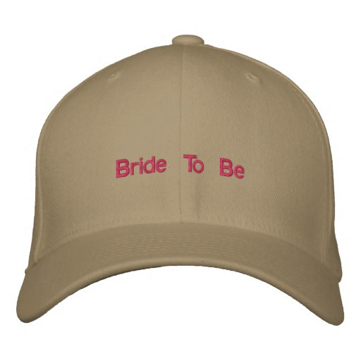 Bride to be wedding hat