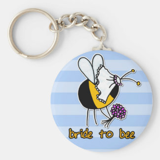 bride to bee key chains