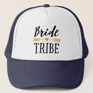 Bride Tribe -1-2 Trucker Hat