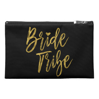 Bride Tribe Bachelorette Party Survival Kit Travel Accessory Bag