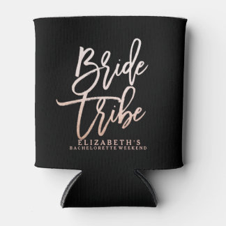BRIDE TRIBE BACHERLOTTE PARTY coozie