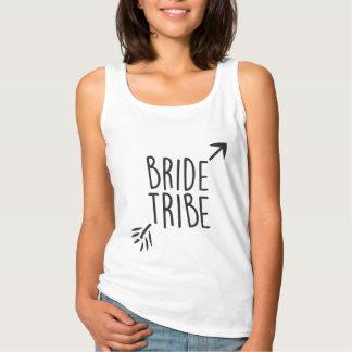 Bride Tribe Basic Tank Top