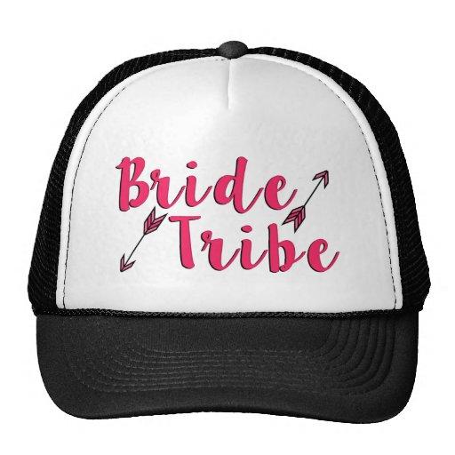 95f3c65126d3a Gold Foil Bride Trucker Hat
