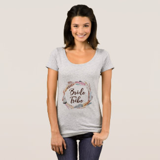 Bride Tribe Bridesmaid T-shirt