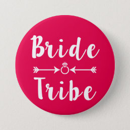 Bride Tribe Bridesmaids buttons